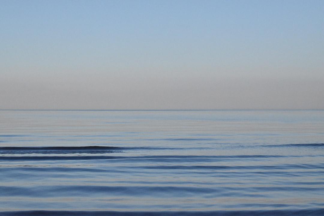 Himmel möter hav